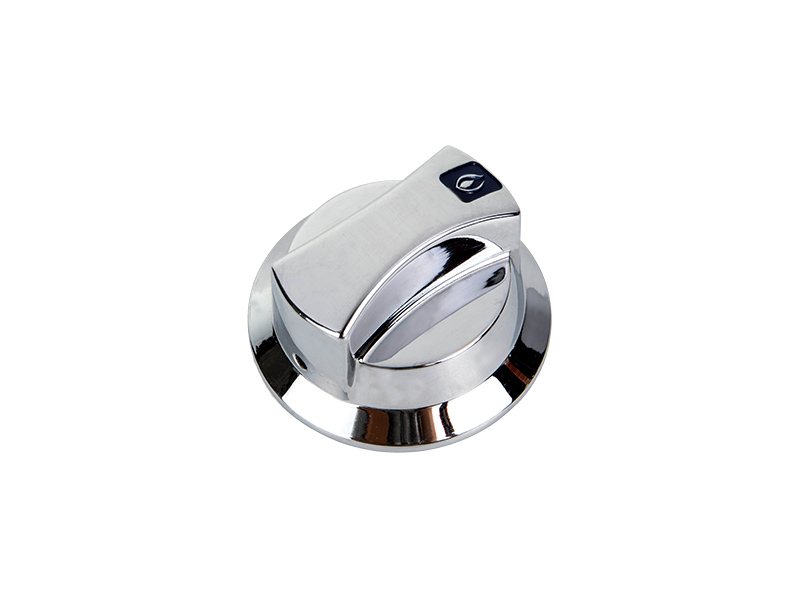 Zinc Alloy Knob Furniture Hardware with Chrome Plated Finish Z-KB204-CP